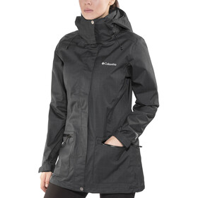 Columbia Out in the Cold Interchange Jacket Women Black